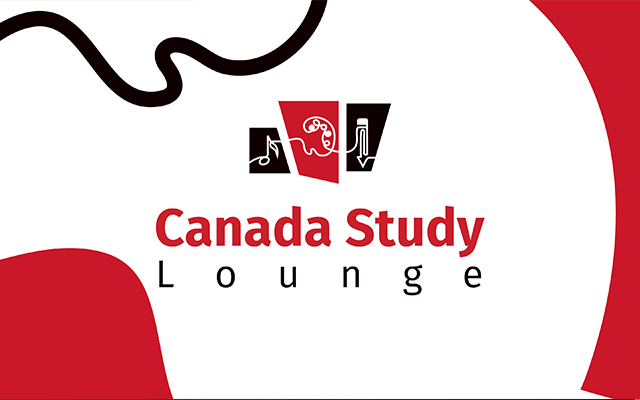 Canada Study Loune website design