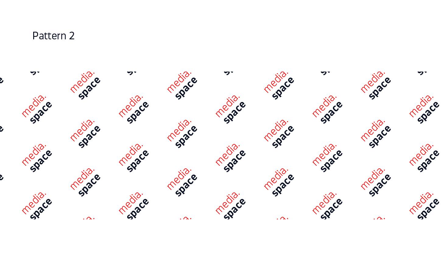 Brand Pattern option 2