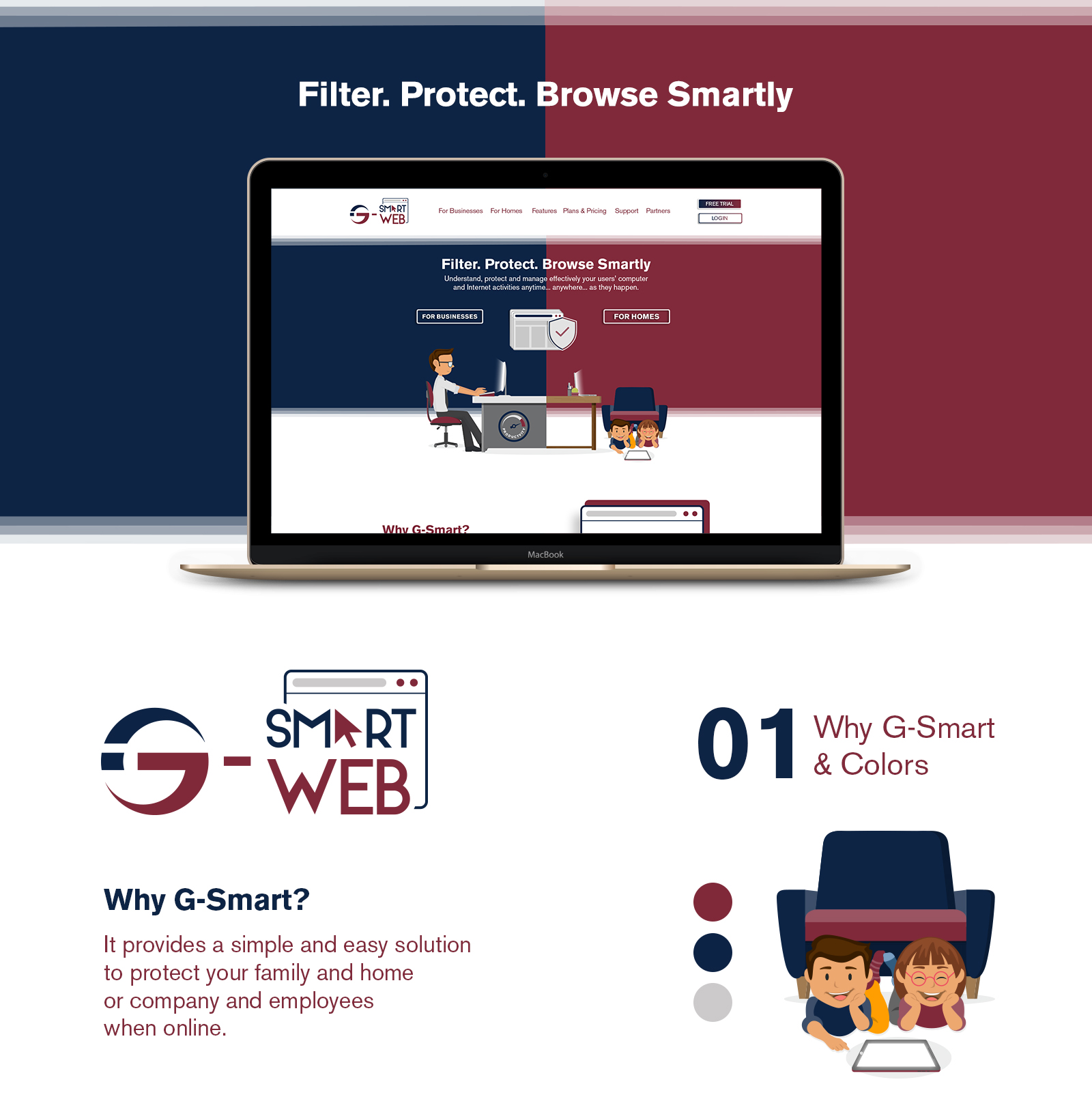 Filter Protect Browse Safely
